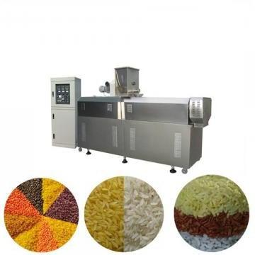 Automatic Nutritional Artificial Rice Making Machine Fortified Rice Double Screw Extruder