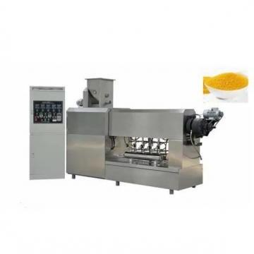 Screw Nutritional Artificial Rice Making Extruder Machinery