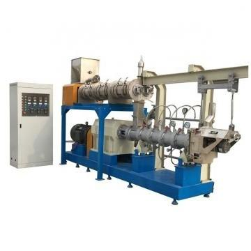 Pet Food Manufacturing Extruder Processing Machinery