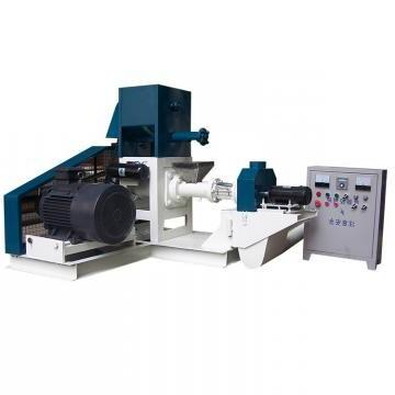 Animal Floating Fish Chicken Poultry Feed Pellet Mill Making Machine, Grinder Mixer Machine