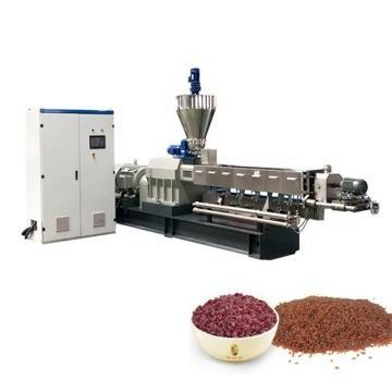 Ce, ISO Certificed Autoamtic Instant Rice Making Machine Automatic Nutritional Rice Making Machine Fortified Rice Extruder
