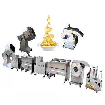 Goodloog Table Counter Top Kitchen Equipment Making Chicken Fryer 2 Tanks 2 Baskets Automatic Commercial Potato Chip Frying Machine
