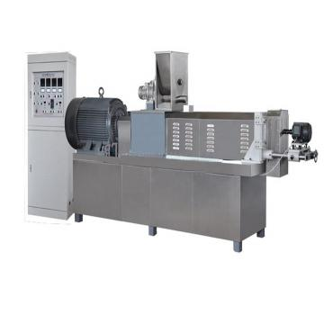Twin Screw Extruder Pet Food Processing Line Floating Fish Feed Pellet Machine