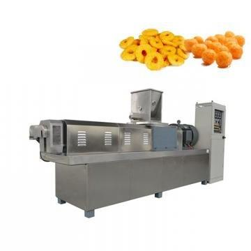 2016 New Sinking and Floating Fish Feed Fish Food Processing Line