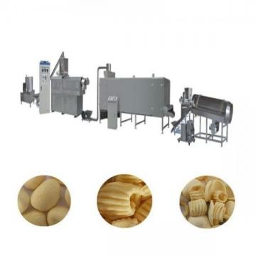 Snack Pellet Food Machine Line Production Snacks Small Extruder