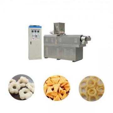 Twin Screw Core Filling Extruder Plant Core Filling Puffed Corn Snack Food Extruder Machine