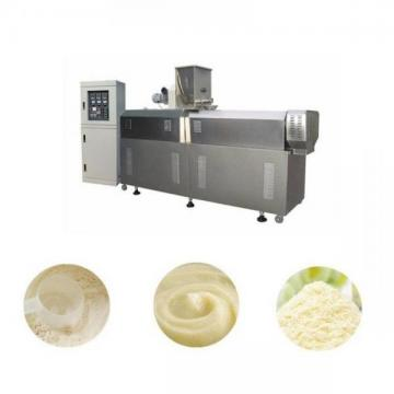 Ce Double Screw Extruder Core Filled Rice Snack Food Processing Line