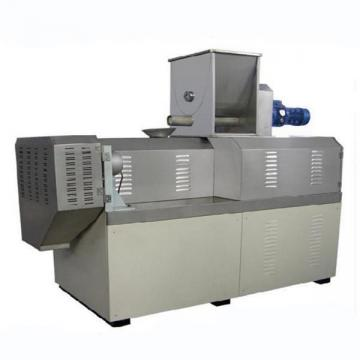 Large Capacity Dry Cat Food Pellet Snack Processing Machinery Extruder