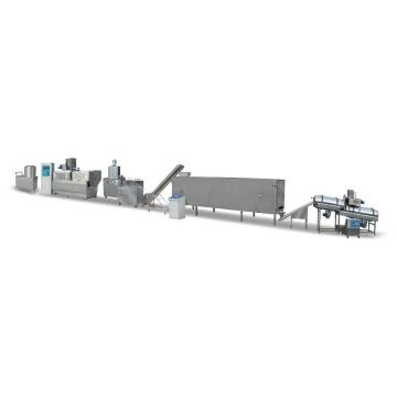 Automatic High Capacity Puffed Snacks Food Extruder