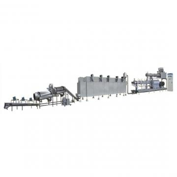 High Output Automatic Pet Food Machinery Extruder Production Line