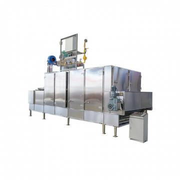 Floating Fish Feed Flake Food Manufacturing Pellet Production Dryer Machinery