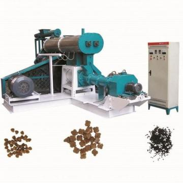 Floating Aquarium Fish Feed Pellet Poultry Feed Manufacturing Equipment