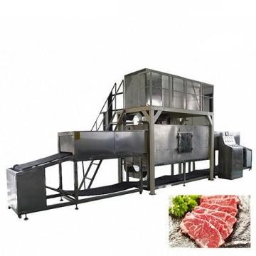 Industrial Continuous Microwave Frozen Meat Thawing Machine