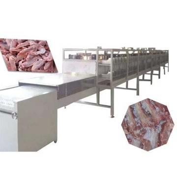 Industrial Tunnel Microwave Oven Drying Sterilizing Thawing Machine