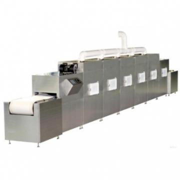 Microwave Drying Equipment for Fire-Proofing Material