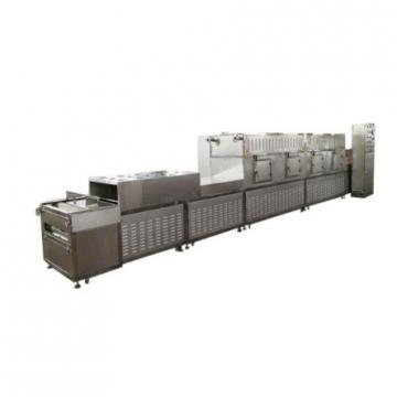 Chemicals Microwave Drying Sintering Machine