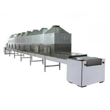 Tunnel Industrial Nuts Microwave Dryer Microwave Nuts Drying and Baking Machine