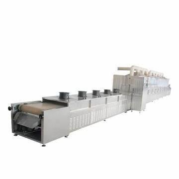 Energy Saving Tunnel Type Coal Chemical Industry Microwave Drying Machine