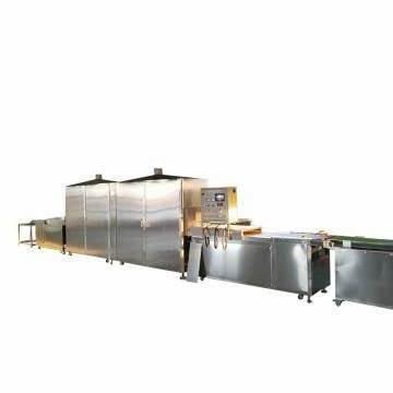 Industrial Tunnel Chemical Ore Microwave Drying Equipment