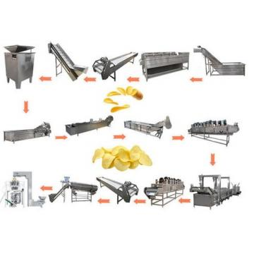 Food Processing Machine Stainless Steel Snack 2D/3D Pellet Production Line