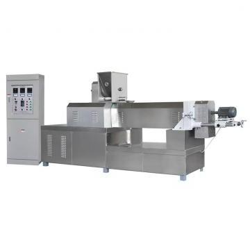 Dayi Extruding Fry Corn/Wheat Snack Based Pellet Fried Chips Extruder