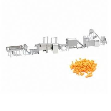 Automatic Corn Chips Puff Snacks Food Extruder