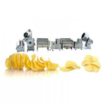 Flexible Operating Fully Automatic Corn Grits Snack Extruder