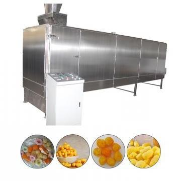 Twin Screw Extrusion Equipment Puffed Corn Maize Snack Making Machine Extruded Cereal Puff Extruder