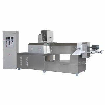 Automatic Puff Snack Food Extruder Corn Snack Double Screw Extruder