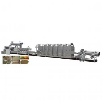 Automatic Floating Pellet Fish Feed/Food Production Line with Ce