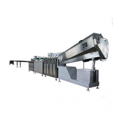 Organic Grain Top Puff Expanded Snacks Manufacturing Machine