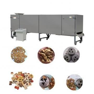 Dry Cat Food Animal Feed Machinery in Kenya for Soybean Animal Feeds Manufacturing Machinery