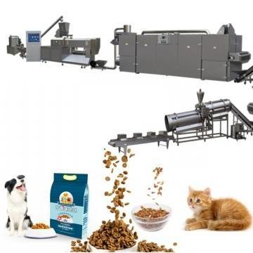High Quality PLC & HMI Control Integrated Automatic Pet Food Packing Machine