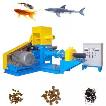 Animal Poultry Feed Pellet Making Machine Floating Fish Pellet Mill