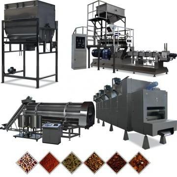 Automatic Fish Feed Device Floating Fish Feed Pellet Making Machine Production Line Cat Food Machine