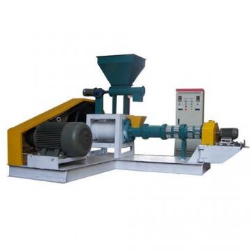 Factory recommanded floating fish feed pellet making machine plant