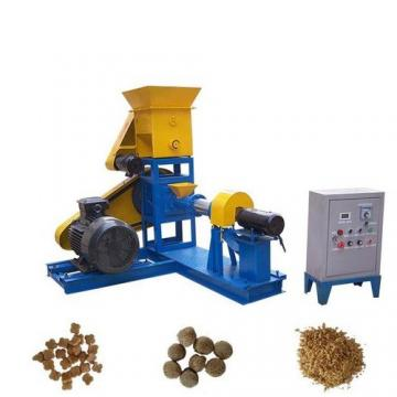CE Approved Automatic Floating Fish Feed Machine/Making Machinery/Processing Machine