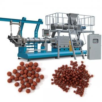 Small Badminton Fish Feed Floating Pellet Crumble Grinding Making Machine