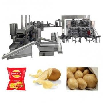 Manufacturing Frying Production Line Fresh Frozen French Fries Potato Chips Making Machine with CE ISO