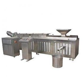 Automatic Tunnel Type Microwave Ketchup Sterilizer Machine