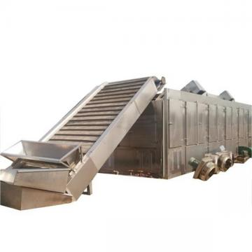Industrial Microwave Drying Machine With Hanging Basket Trays For Sale