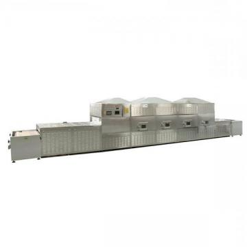 Yellow Mealworm Microwave Drying Curing Sterilization Machine