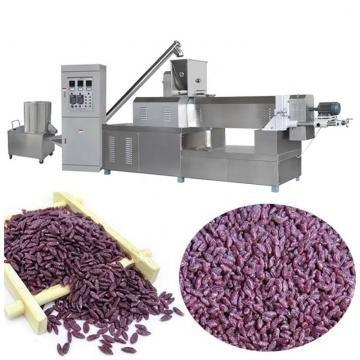 New Technology Fortified Artificial Rice Machine Nutritional Rice Making Extruder