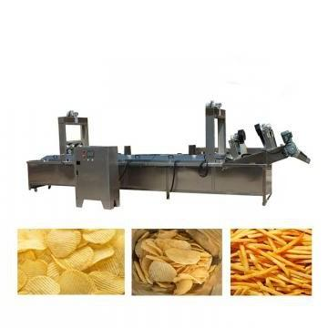industrial Frozen French Fries Machinery French Fries Making Machine