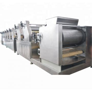 Small Scale Automatic Multifunctional Fried Instant Noodle Making Machine