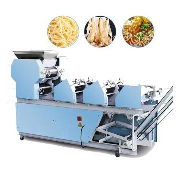 Stainless Steel Automatic Food Grade Stainless Steel Instant Noodles Making Machinery for Small Factory