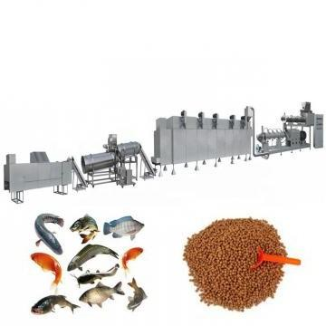High Quality High Consumption Flake Fish Food Processing Line