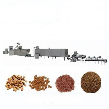 1 Ton Per Hour Turnkey Business Plan Small Animal Poultry Pet Food Pellet Processing Plant Project Uses Floating Fish Feed Pellet Production Line