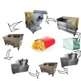 Automatic Fried Pellet Chips Machine