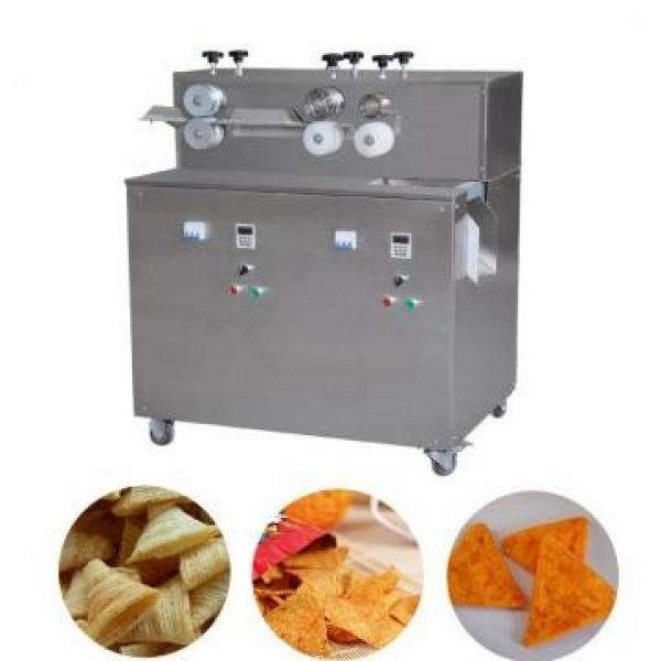 Manufacturing of Commercial Potato Chips Making Frying Equipment #3 image